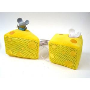 Колонки «Мышки в сыре»