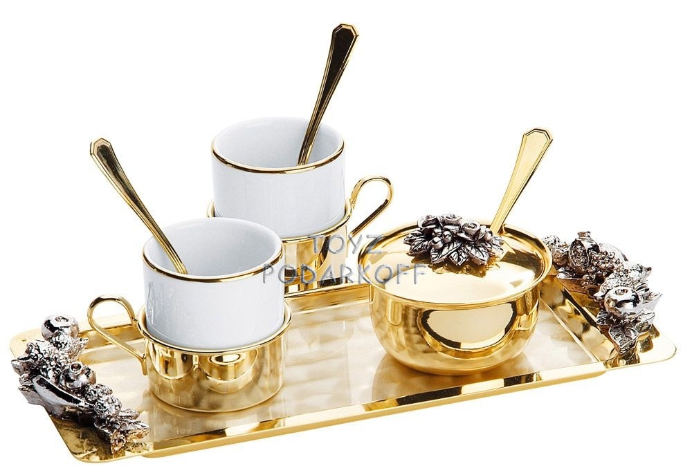 Кофейная пара «Завтрак Императора», Chinelli