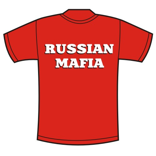 Футболка Russian Mafia