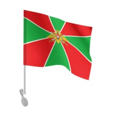 Флаг для автомобиля Пограничные войска