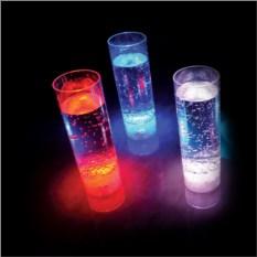 Hабор из 3 LED стаканов