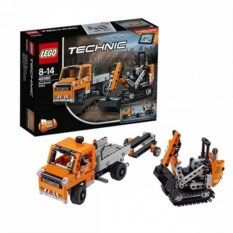 Конструктор Lego Technic Дорожная техника