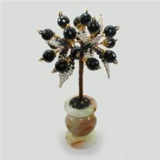 Миниатюрное дерево из шпинеля Чистота и верность