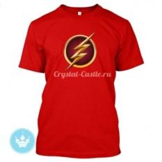 Мужская футболка Flash