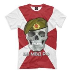 Мужская футболка Print Bar ВВ МВД РФ