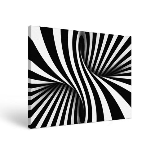 Прямоугольный холст Оптические иллюзии