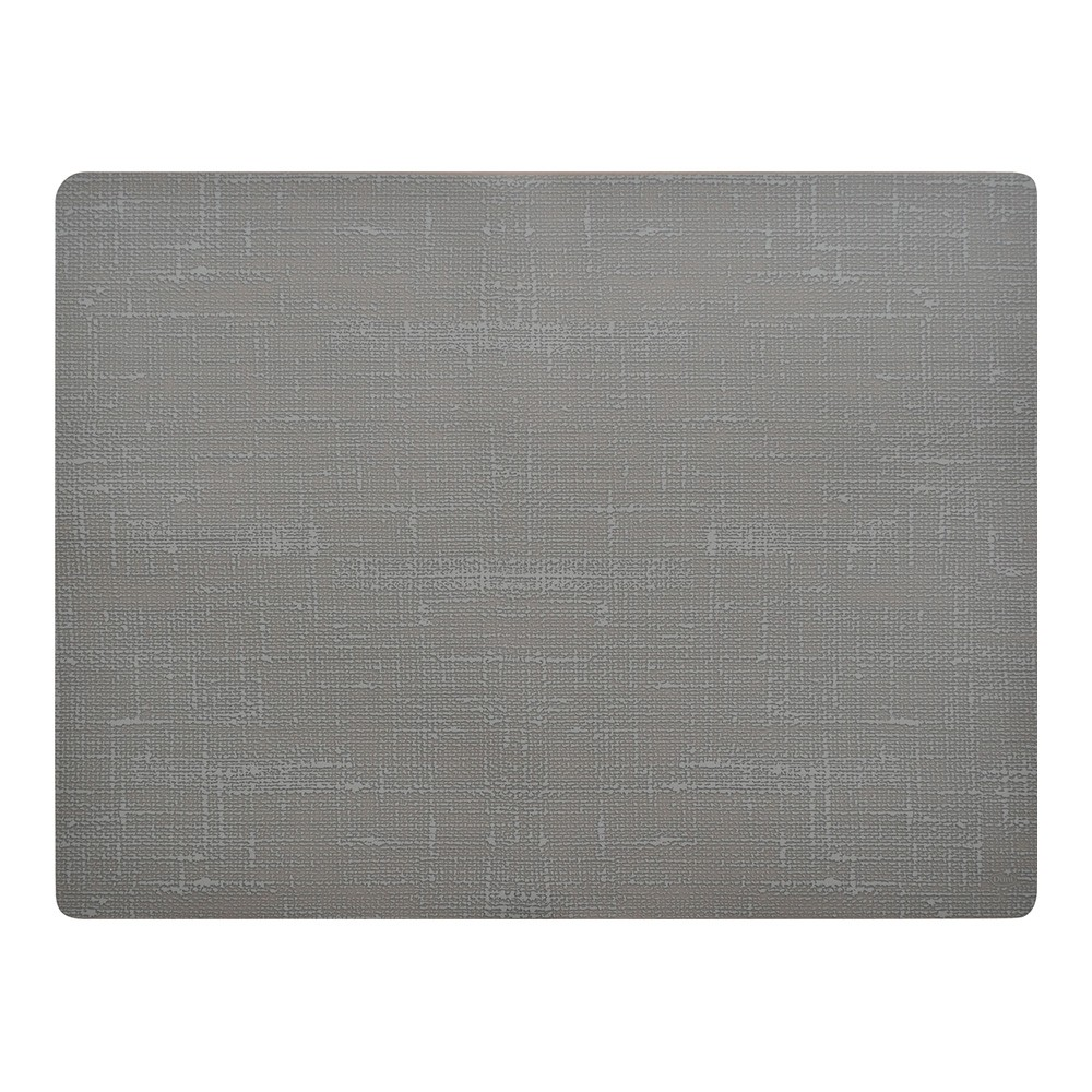 Силиконовая салфетка для стола «Серый гранит»