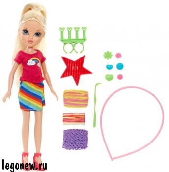 Кукла Moxie Рукодельница Эйвери