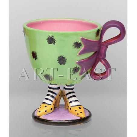Чашка «Туфельки»