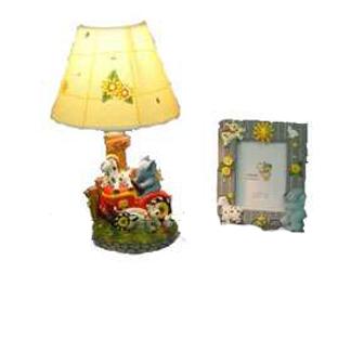 Лампа настольная «Ферма»