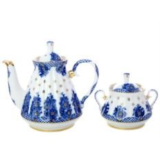 Чайный сервиз на 6 персон Корзиночка