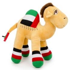 Мягкая игрушка Верблюжонок Emirati Camel Camel company