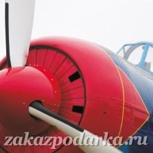 Подарочный сертификат За штурвалом ЯК-52
