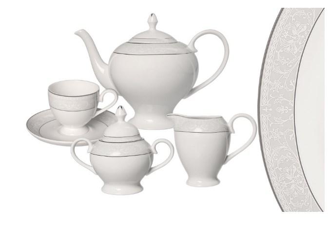 Чайный сервиз Адажио на 6 персон из 15 предметов