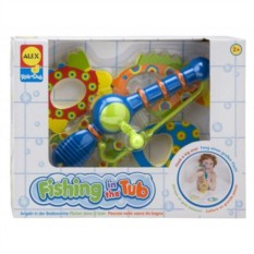 Набор для ванны Поймай рыбку (Alex)
