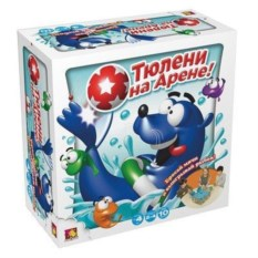 Настольная игра Тюлени на арене