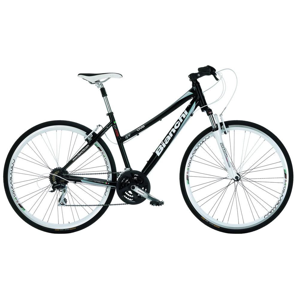 Велосипед Bianchi Camaleonte Sport Cross Lady
