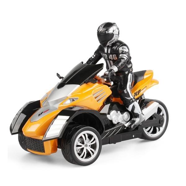 Радиоуправляемый мотоцикл Moto Racing Super