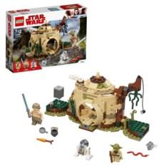 Конструкторы Lego Star Wars Хижина Йоды