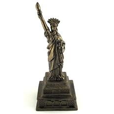 Копилка Статуя свободы (золотая)