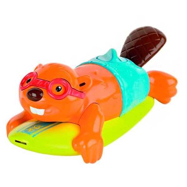 Игрушки для ванны TOMY BathToys Бобер-серфингист