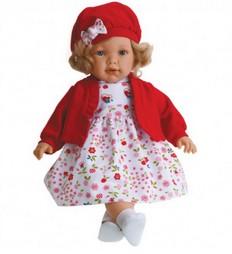 Кукла Лула в красном
