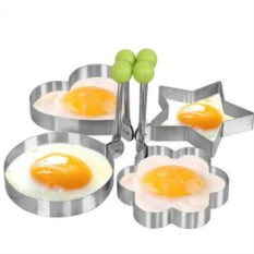 Набор из 4 форм для жарки яиц