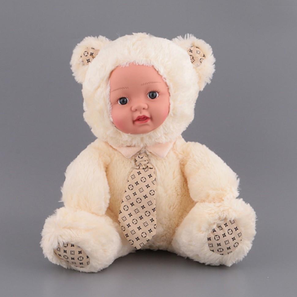 Мягкая игрушка Медвежонок с галстуком