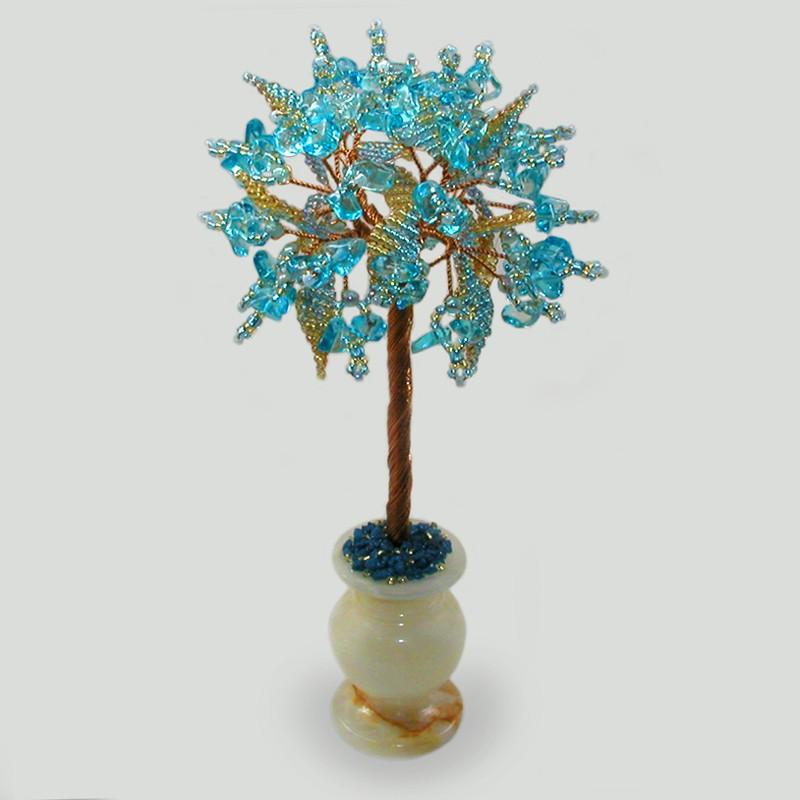 Дерево из топаза Нежность