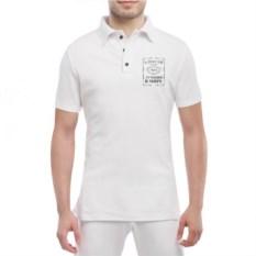 Мужская футболка polo Алексей - мужик №1, лучший в мире