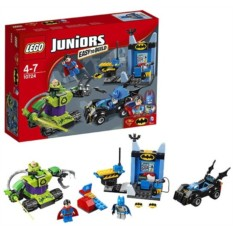 Конструктор Lego Бэтмен и Супермен против Лекса Лютора
