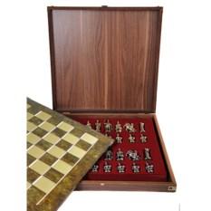 Оригинальные подарочные шахматы Ренессанс