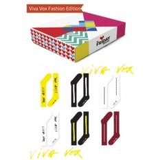 Набор дизайнерских носков Fashion Vox Box