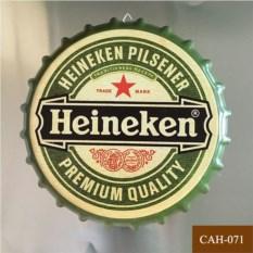 Декоративная пивная крышка Heineken