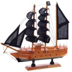 Корабль с черными парусами СONFECTION