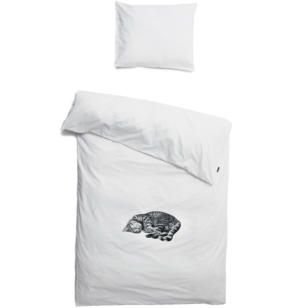 Комплект постельного белья Кошка Олли