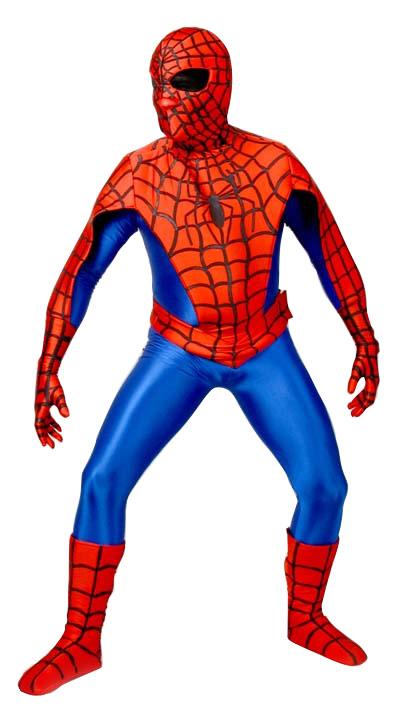 Костюм «Человек паук»