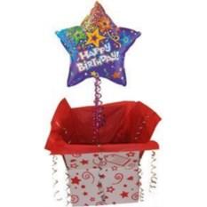 Коробка-сюрприз с шарами Удиви меня!