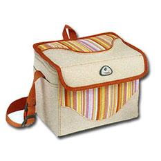 Артикул.  Изотермическая сумка MiniMaxi 4L Stripes. пестрый.