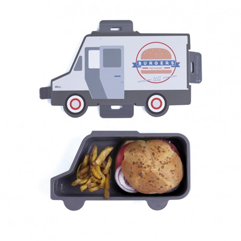 Ланч-бокс Food truck Burger, Doiy