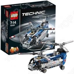 Конструктор - Lego - «Двухроторный Вертолет»