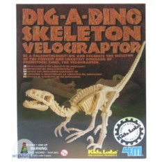 Набор юного палеонтолога «Велоцераптор»