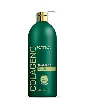 Коллагеновый шампунь для всех типов волос Colageno, 1000 мл