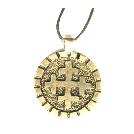 Оберег «12-конечный крест»