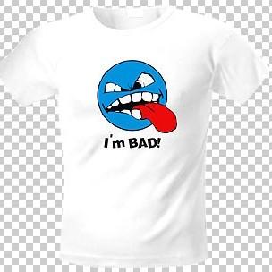 Футболка I'm Bad