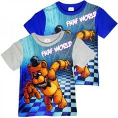 Футболка FNaF World Five Nights At Freddy's