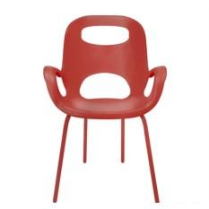 Красный стул от Карима Рашида