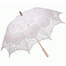 Свадебный зонт Кружевной