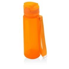 Оранжевая складная бутылка Твист