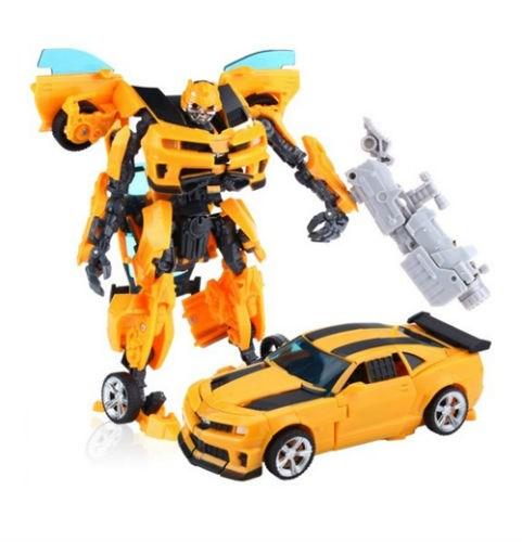 Игрушечный робот-трансформер Бамблби